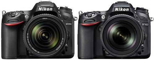 Điểm vượt trội của Nikon D7200 so với Nikon D7100