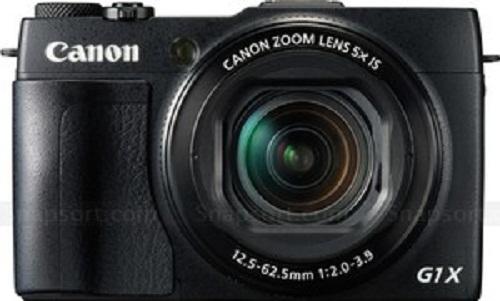 So sánh Canon G3 X và Canon G1 X Mark II