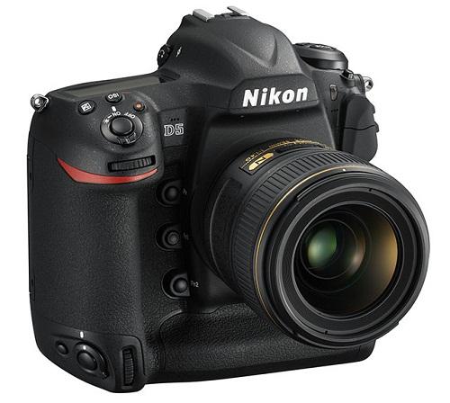 So sánh Nikon D5 và Nikon D4s
