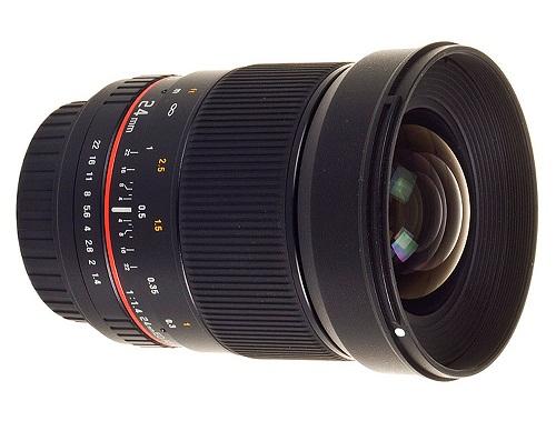 Ống kính 24mm f/1.4 ED AS UMC