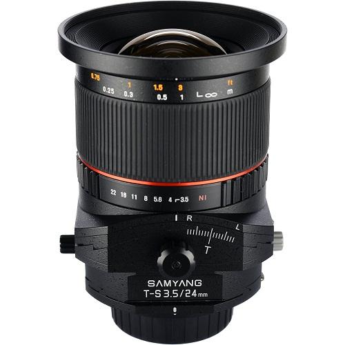 4 ống kính trên 10 triệu đáng mua của Samyang