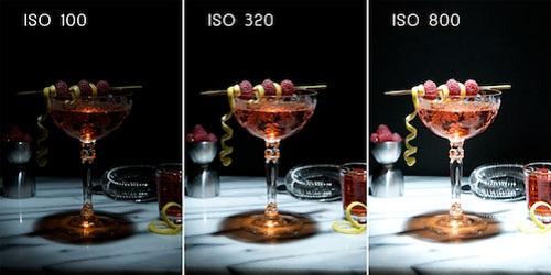 ISO trên máy ảnh kĩ thuật số