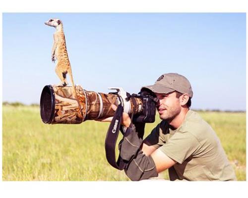 3 cách để chụp động vật hoang dã cho người mới