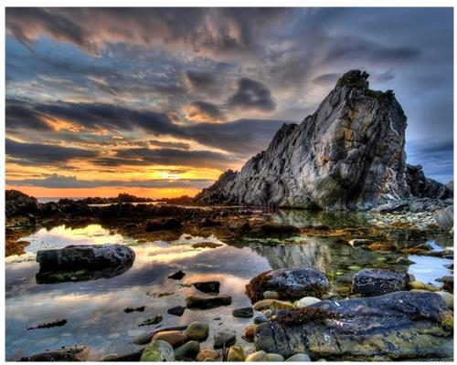 Nếu yêu phong cảnh đẹp, hãy sử dụng kính lọc Polarizing