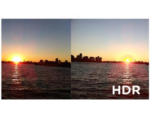 Những lưu ý khi chụp HDR