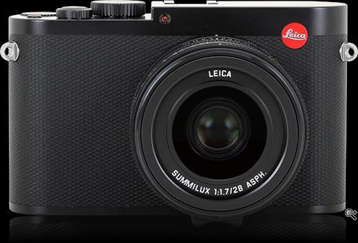 Với Q (Typ 116), Leica đã không còn bảo thủ