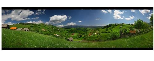 Siêu ảnh Panorama từ máy ảnh chuyên nghiệp