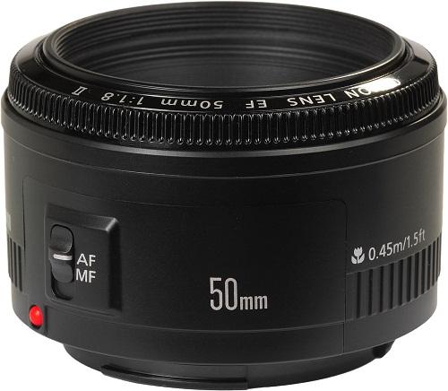 Máy ảnh Canon 1300D nên dùng với ống kính nào?
