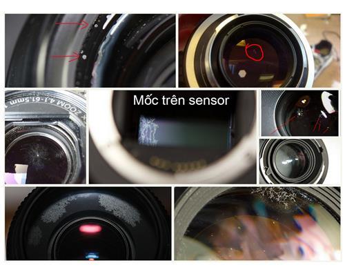 Những lưu ý khi chống ẩm cho máy ảnh và các thiết bị