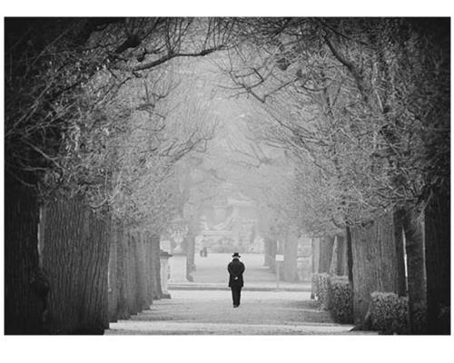 Tạo điểm nhấn cho ảnh đen trắng với máy ảnh chuyên nghiệp