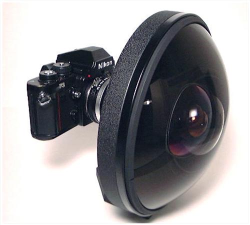 Những ống kính đặc biệt nhất trên thế giới