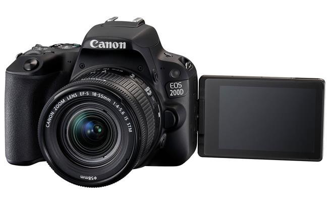 Bốn mẫu máy ảnh DSLR dành cho người mới chơi
