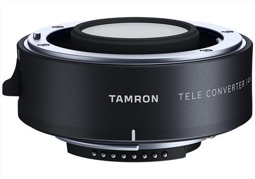 Tamron giới thiệu 2 teleconverter với hệ số nhân 1.4x và 2x