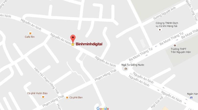 Chi nhánh Binhminhdigital tại Vũng Tàu