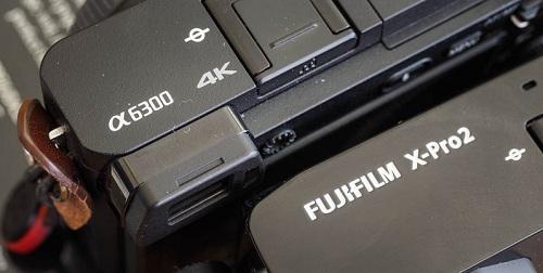 Vẻ trẻ trung của Sony A6300 và sự trưởng thành của Fujifilm X-Pro2