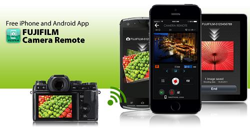 Bạn đã sử dụng ứng dụng Fujifilm Camera Remote chưa?