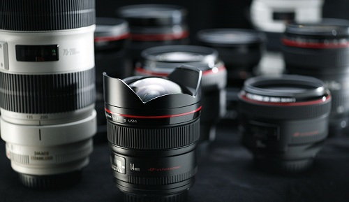 Tìm hiểu về ống kính Canon dòng L