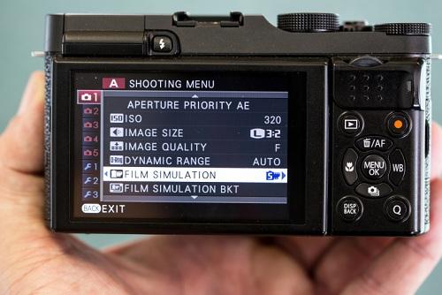 Khám phá chế độ mô phỏng phim thú vị của Fujifilm
