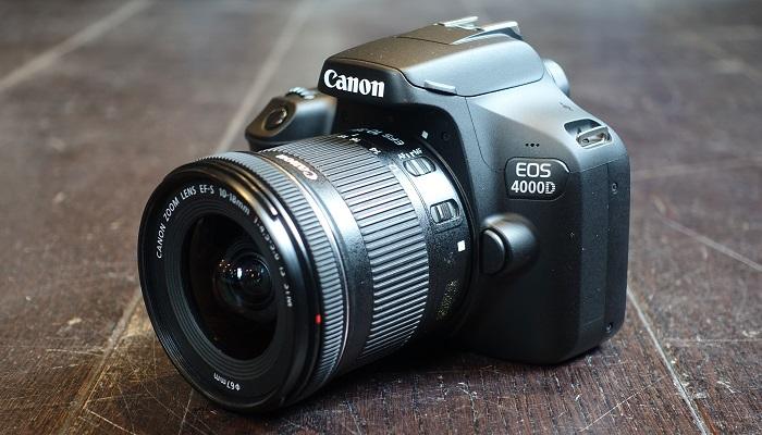 Top 5 máy ảnh Canon giá rẻ bán chạy năm 2016