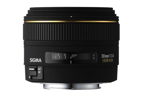 4 ống kính Sigma tốt nhất dành cho máy ảnh DSLR cảm biến APS-C