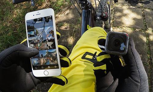 Top máy quay lý tưởng cho dân phượt