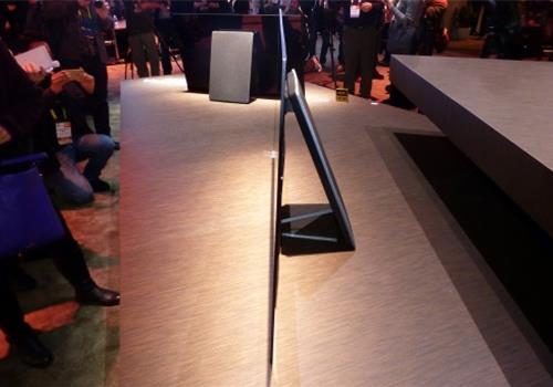 CES 2017 – Tivi Sony Bravia A1 : màn hình OLED, loa Dolby Vision, thiết kế đẹp mắt