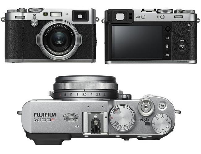 Ra mắt chính thức máy ảnh Fujifilm X100F thay thế cho Fujifilm X100T