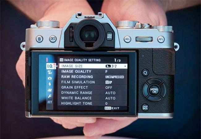 So sánh máy ảnh Fujifilm X-T20 và máy ảnh Fujifilm X-T10