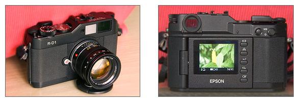 Những điều thú vị từ máy ảnh rangefinder
