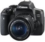So sánh Canon EOS 760D hay Canon EOS 750D