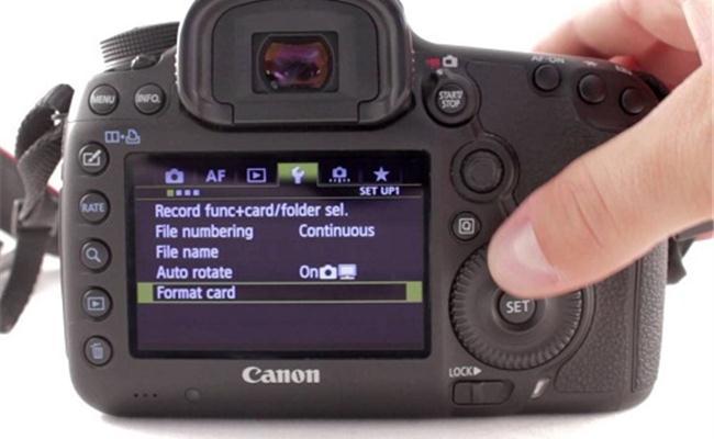 Các lỗi thường gặp trên máy ảnh Canon và cách khắc phục