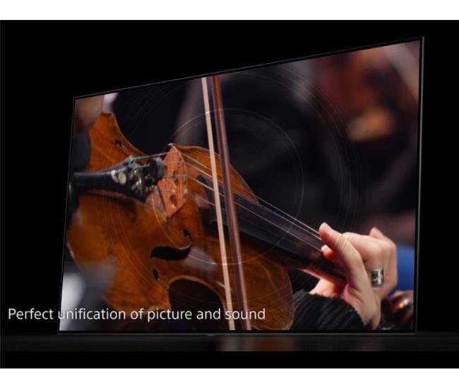Acoustic Surface – công nghệ âm thanh mới nhất trên các tivi Sony OLED 2017