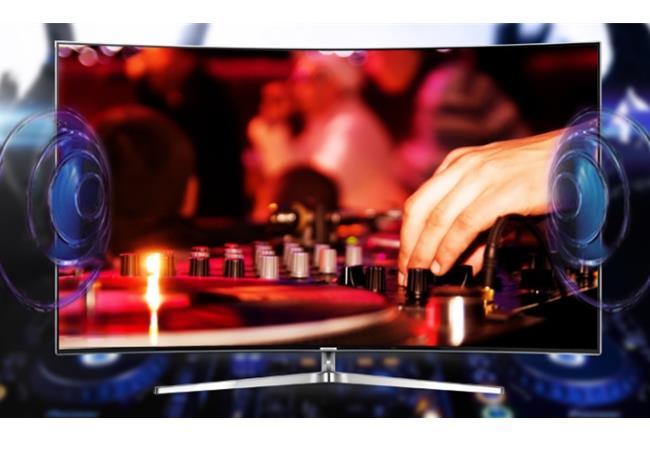 Sống động với các công nghệ âm thanh trên tivi Samsung