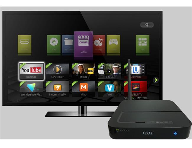 So sánh Smart Tivi và Android Tivi Box