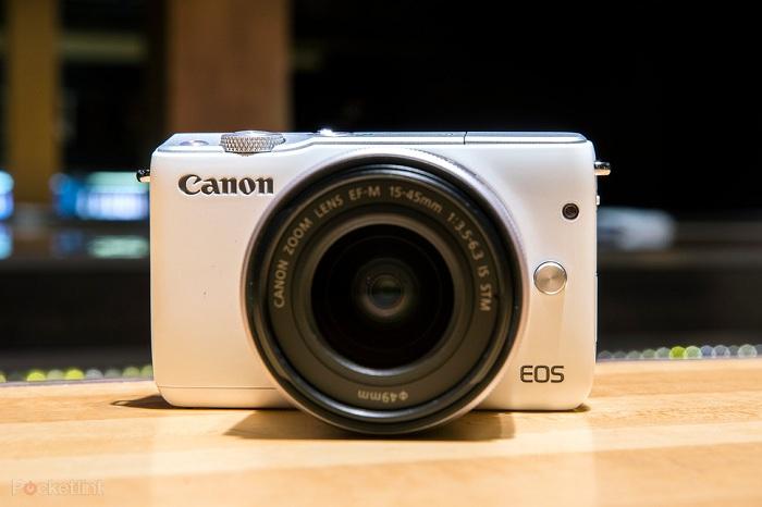 So sánh Fujifilm X-A3 với Canon EOS M10
