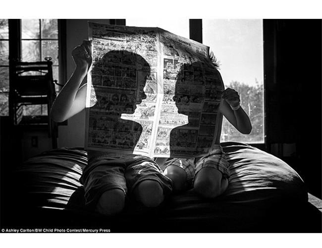 Làm thế nào để hut hút người xem vào những bức ảnh đen trắng