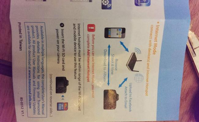 Thẻ nhớ wifi-phụ kiện không thể thiếu dành cho tín đồ công nghệ