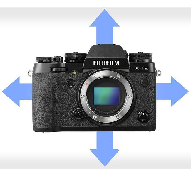 Máy ảnh Fujifilm X-T2s sẽ kế nhiệm X-T2 và có chống rung