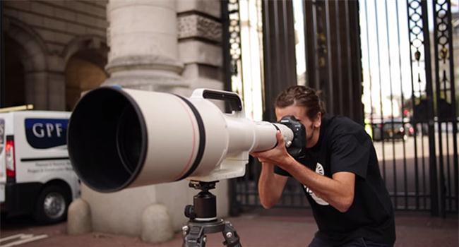 Cách tính tuổi các ống kính Canon