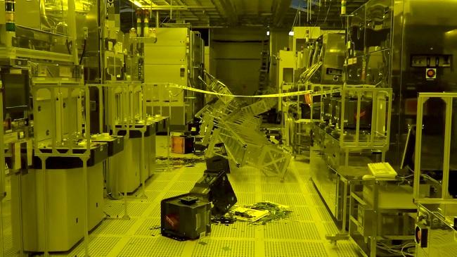 Cảnh quay động đất ở Kumamoto của Sony được phát hành