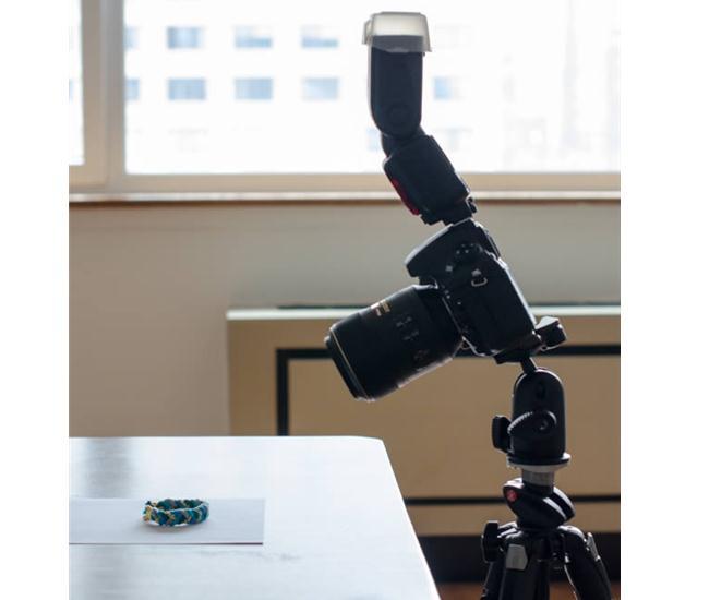 Thủ thuật chụp hình sản phẩm thu hút triệu người xem