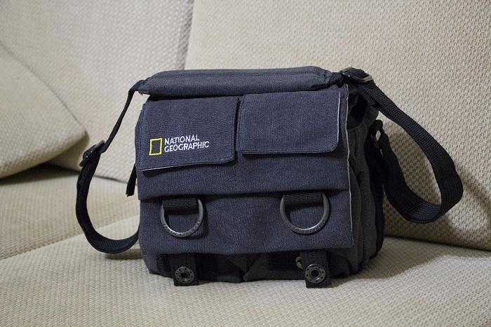 4 mẫu túi máy ảnh National Geographic quá đẹp quá đẳng cấp dành cho dân chuyên