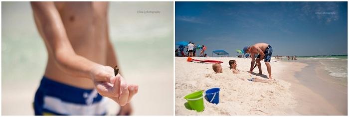 Lời khuyên khi chụp ảnh trên bãi biển vào ngày nắng