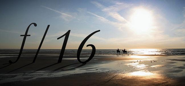 Quy tắc Sunny 16 là gì về trong nhiếp ảnh