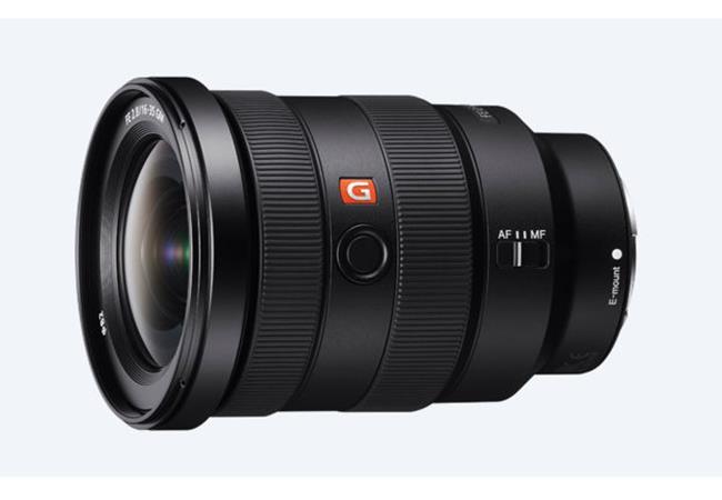 Ống kính Sony FE 16-35 f/2.8 GM ống góc rộng tốt nhất