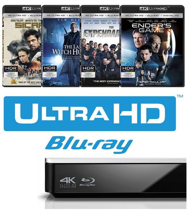 Tìm hiểu về định dạng Blu-ray và DVD trên các đầu đĩa hiện nay