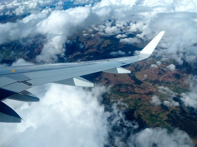 Mẹo chụp những bức hình từ cánh cửa máy bay