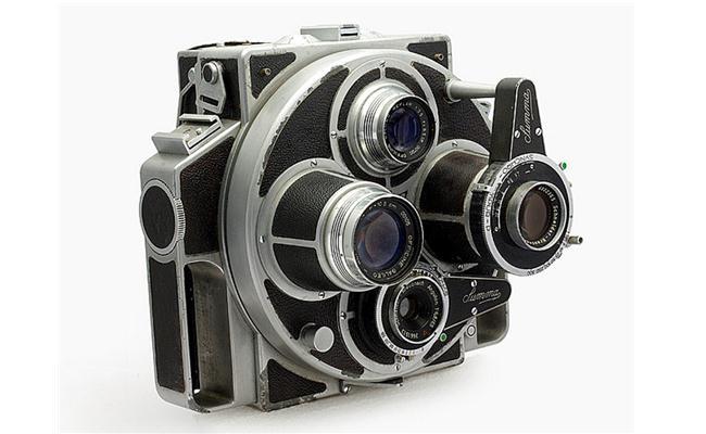 Đã từng có những chiếc máy ảnh như thế!