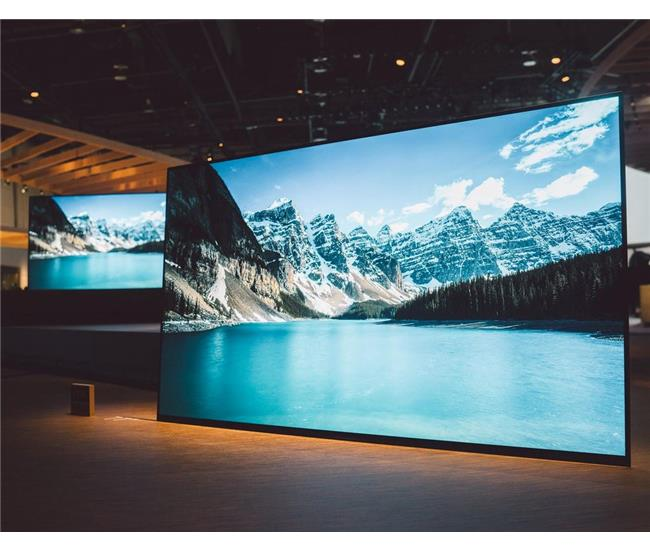 Chiêm ngưỡng chiếc Tivi công nghệ MicroLed đầu tiên trên thế giới
