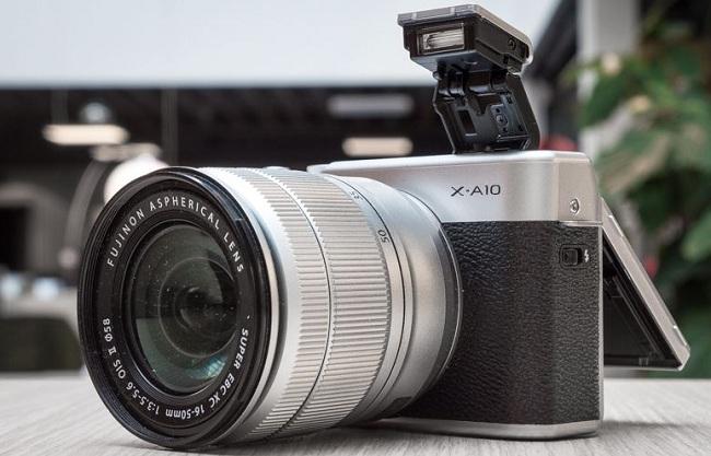 Dành cả thanh xuân để săn Mã Giảm Giá máy ảnh Fujiifilm X-A10